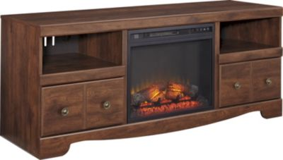 Ashley Brittberg Fireplace TV Stand