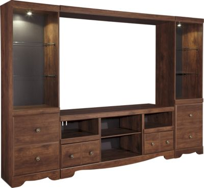 Ashley Brittberg Entertainment Center