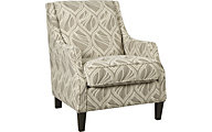 Ashley Mauricio Floral Accent Chair