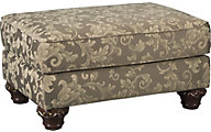 Ashley Irwin Ottoman