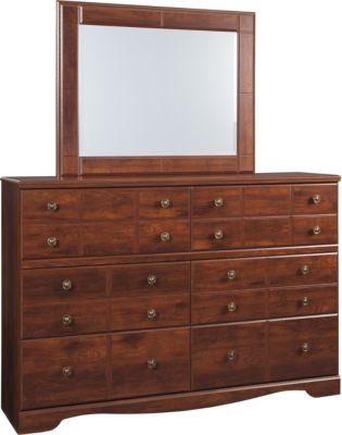 Ashley Brittberg Dresser with Mirror