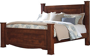 Ashley Brittberg Queen Poster Bed