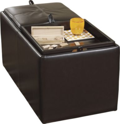Ashley Deshan Storage Ottoman