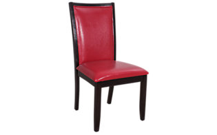 Ashley Trishelle Red Side Chair