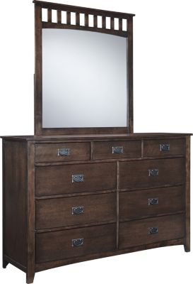 Ashley Strenton Dresser with Mirror