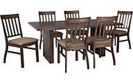 Ashley Zilmar 7-Piece Dining Set