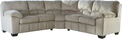 Ashley Dailey 2-Piece Sectional