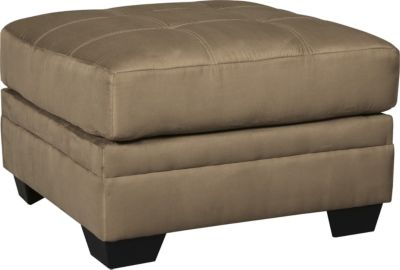 Ashley Iago Tan Oversized Ottoman