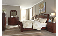 Ashley Delianna 4-Piece King Bedroom Set