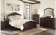 Ashley Brulind 4-Piece Queen Bedroom Set