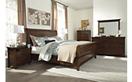 Ashley Chaddinfield 4-Piece Queen Bedroom Set