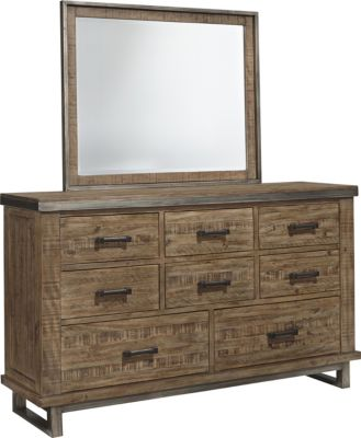 Ashley Dondie Dresser with Mirror