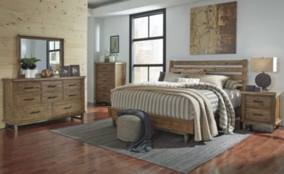 Ashley Dondie 4-Piece King Bedroom Set