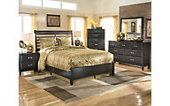 Ashley Kira 4-Piece Queen Bedroom Set