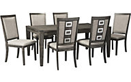 Ashley Chadoni 7-Piece Dining Set