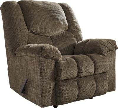 Ashley Turboprop Rocker Recliner