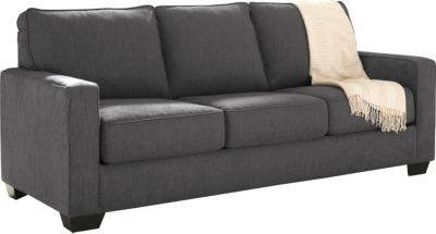 Ashley Zeb Gray Queen Sleeper Sofa