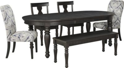 Ashley Sharlowe 6-Piece Dining Set