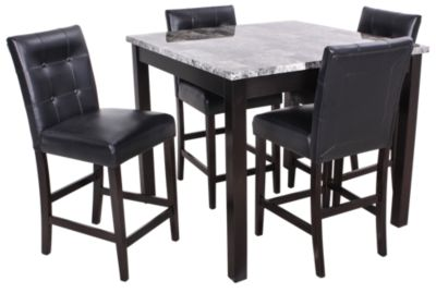 Ashley Maysville 5 Piece Counter Set Homemakers Furniture