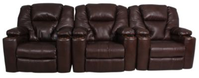 Ashley Paramount Brindle 3-Piece Home Theater Set