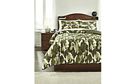 Ashley Dagon 3-Piece Full Comforter Set