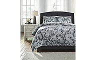 Ashley Darra 3-Piece Queen Duvet Set