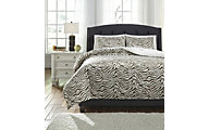 Ashley Hyun 3-Piece King Duvet Set