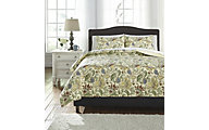 Ashley Damyan 3-Piece Queen Coverlet Set