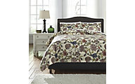 Ashley Dameka 3-Piece King Duvet Set
