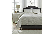 Ashley Darcila 3-Piece Queen Coverlet Set