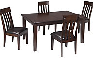 Ashley Haddigan Table & 4 Chairs