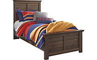 Ashley Burminson Twin Bed