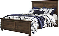 Ashley Burminson Queen Bed