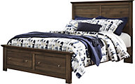 Ashley Burminson Queen Storage Bed