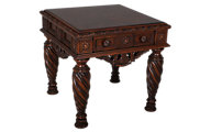 Ashley North Shore Square End Table