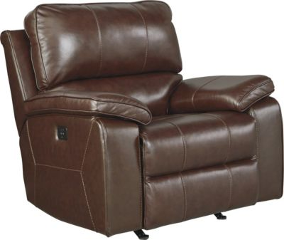 Ashley Transister Power Rocker Recliner