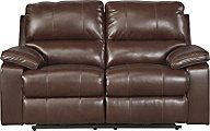 Ashley Transister Power Reclining Loveseat