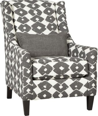 Ashley Brace Wing Chair