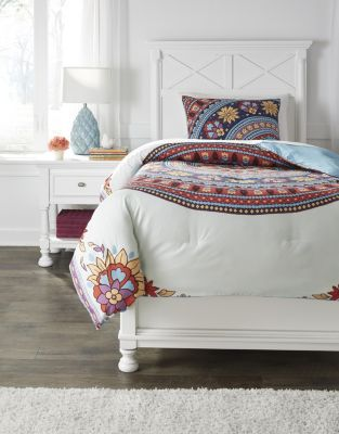Ashley Amerigo 2-Piece Twin Comforter Set