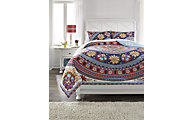 Ashley Amerigo 3-Piece Full Comforter Set