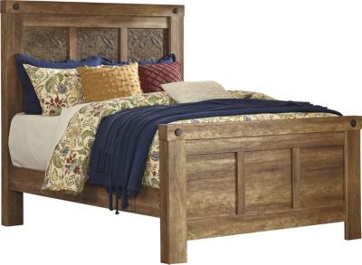 Ashley Ladimier Queen Bed