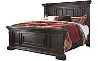 Ashley Willenburg King Panel Bed