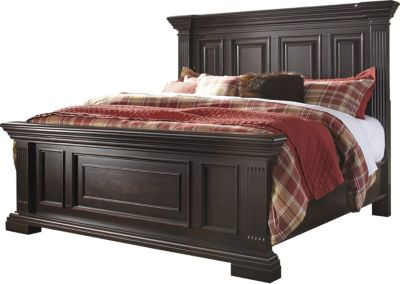 Ashley Willenburg California King Panel Bed