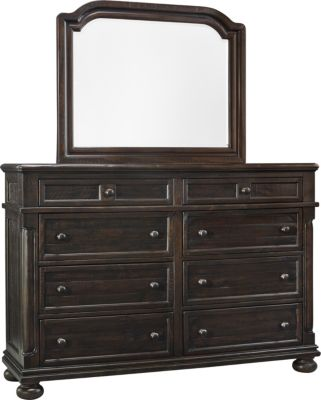 Ashley Gerlane Dresser With Mirror