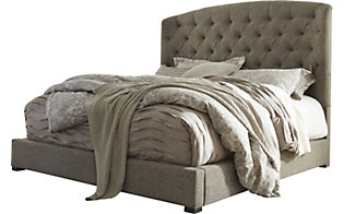 Ashley Gerlane King Upholstered Bed