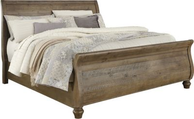 Ashley Trishley King Sleigh Bed