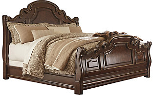 Ashley Florentown Queen Bed