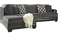 Ashley Kumasi Left-Side Chaise Sofa