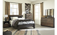 Ashley Windlore 4-Piece Queen Bedroom Set