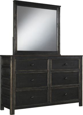 Ashley Jaysom Kids' Dresser with Mirror
